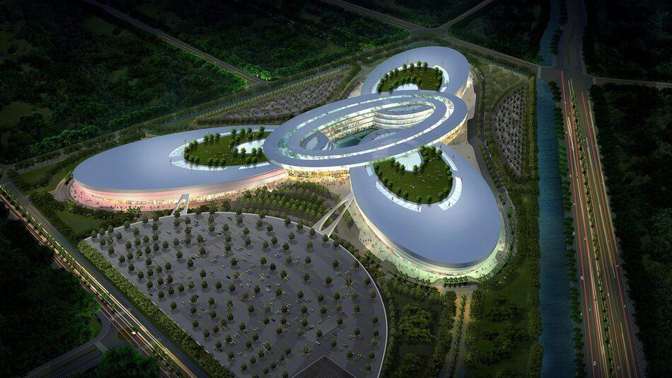 3. SM Tianjin - Tianjin, China