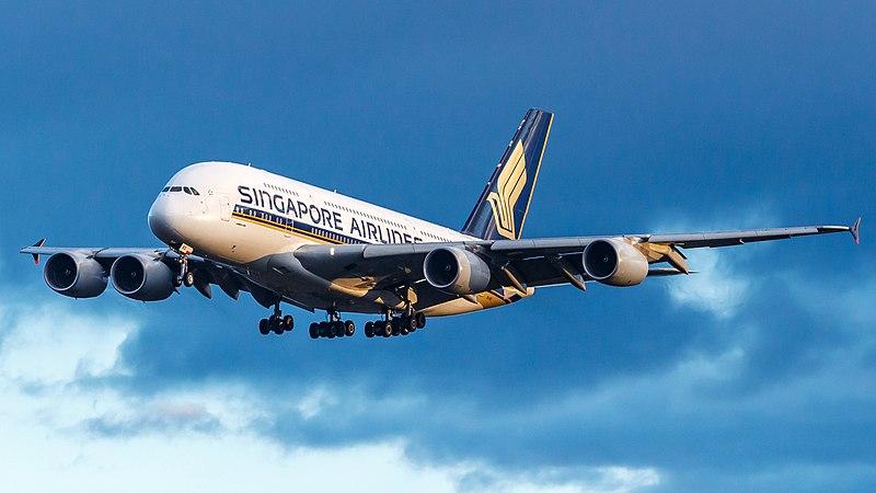 3. Singapore Airlines, Singapore