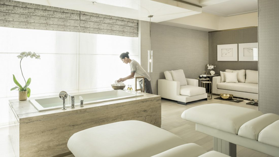 3. Spa of the Four Seasons Hotel