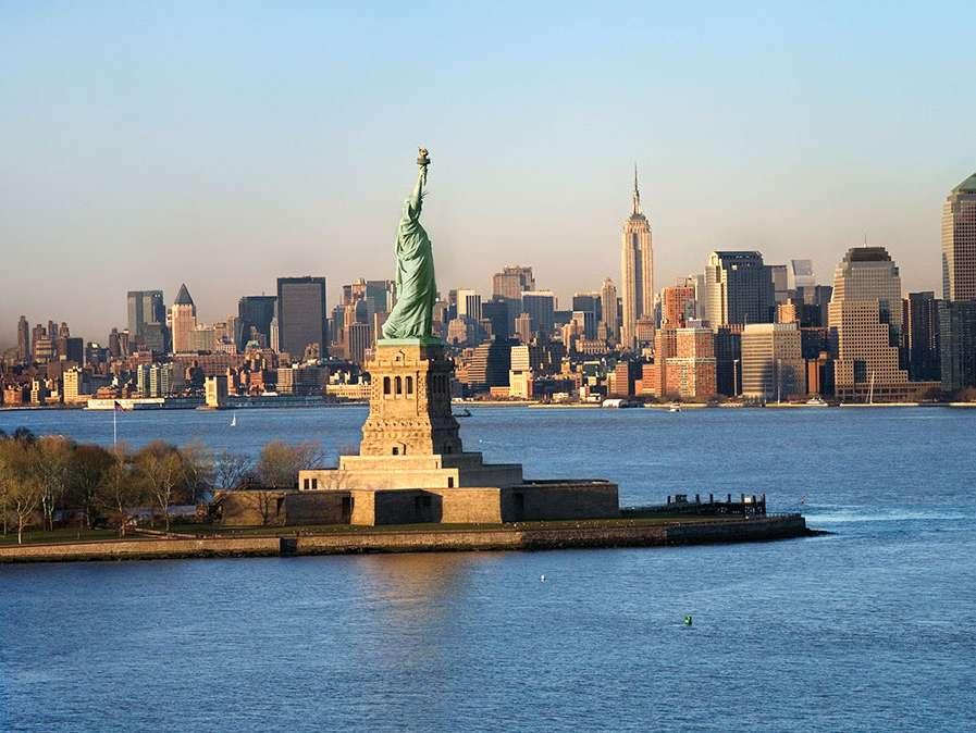 3. Statue of Liberty