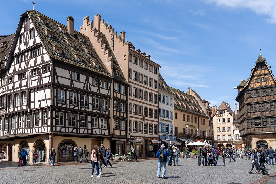 3. Strasbourg, France