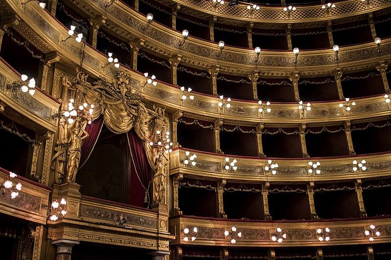 3. Teatro Massimo - Palermo, Italy