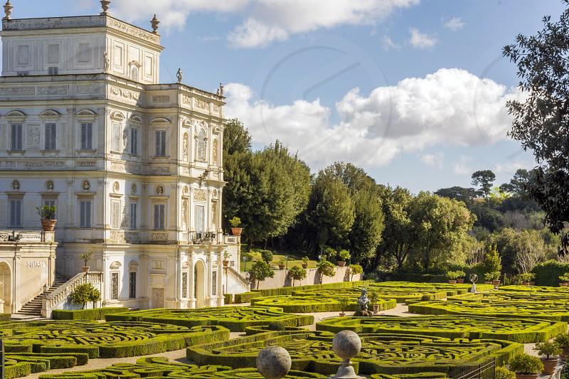 3. Villa Doria Pamphili - Rome, Italy