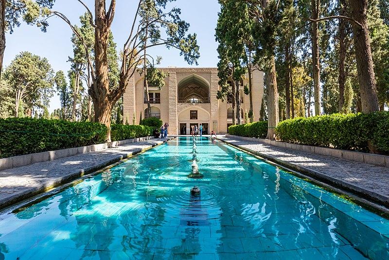 4. Bagh-e Fin - Kashan, Iran