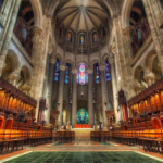 4. Cathedral of Saint John the Divine - New York, USA