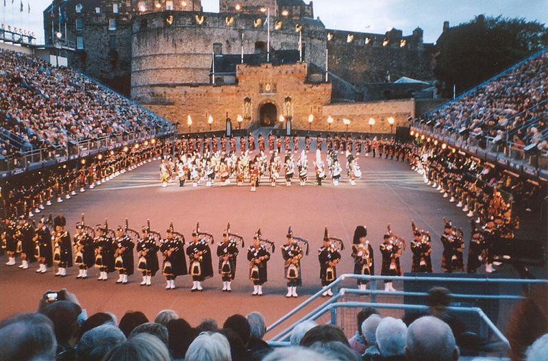 4. Edinburgh, Scotland