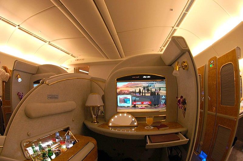 4. Emirates, Dubai