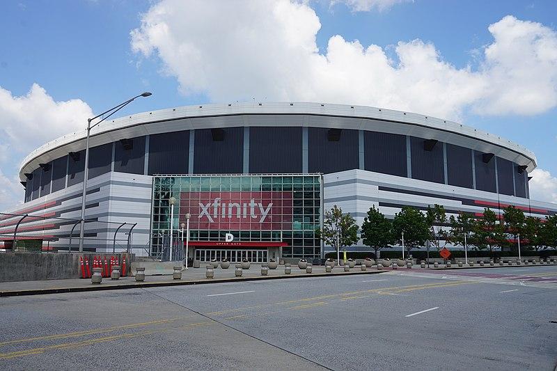 4. Georgia Dome, - Atlanta, USA