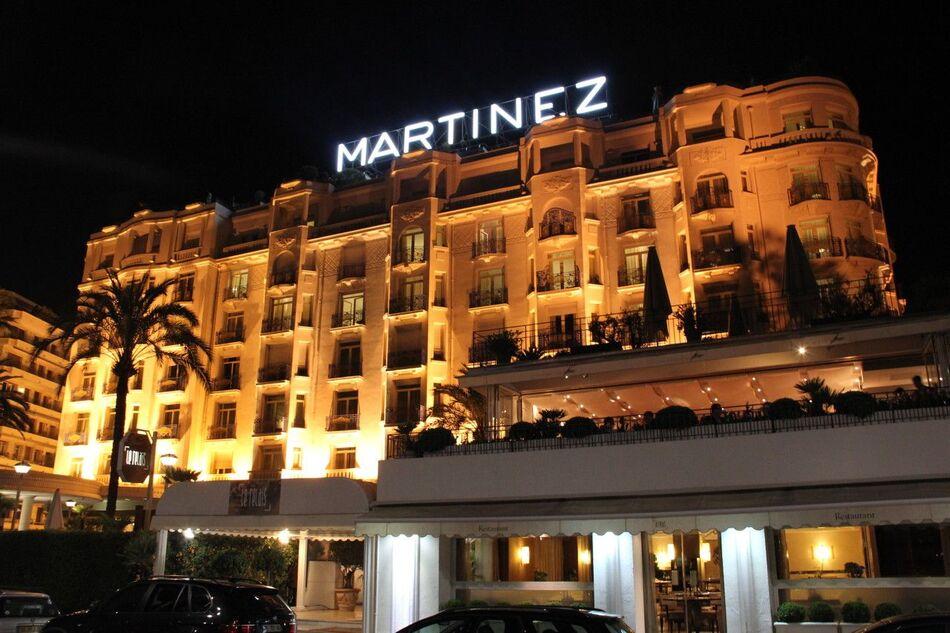 4. Hotel Martinez, Cannes