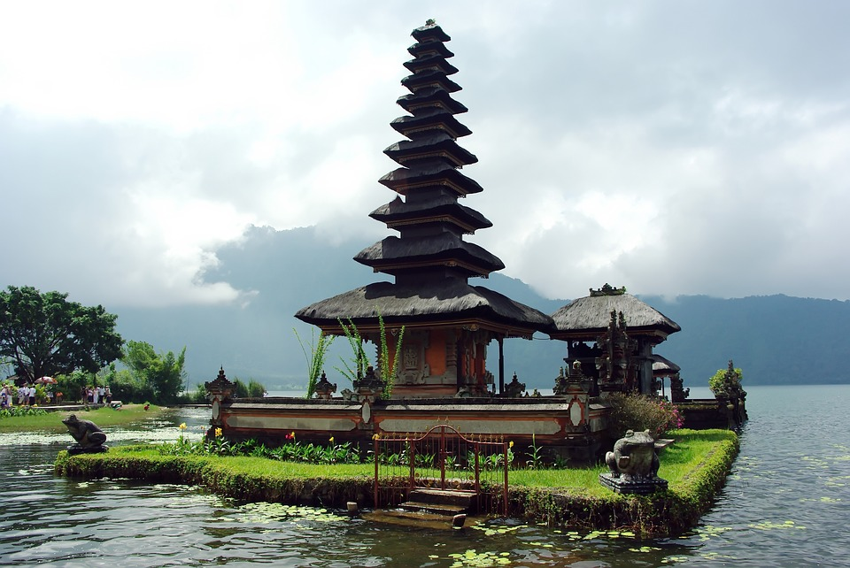 4. Indonesia, Asia