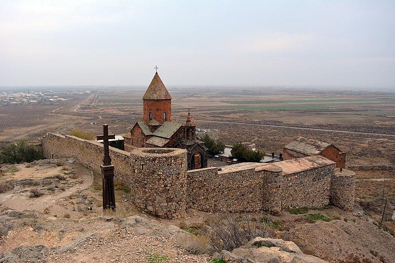 4. Khor Virap - Armenia