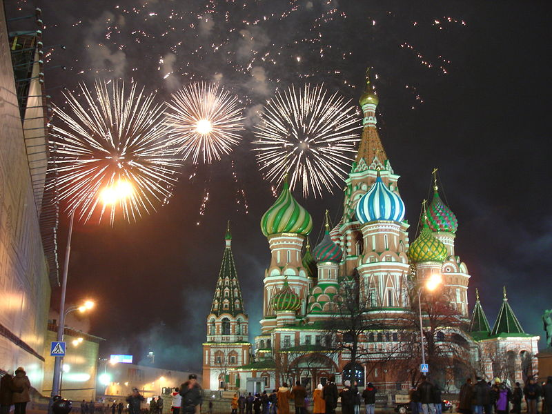 4. Moscow, Russia
