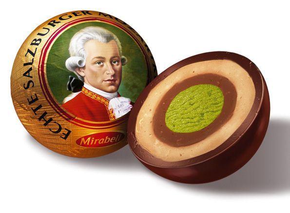 4. Mozart Balls - Austria