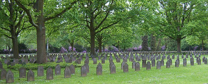 4. Ohlsdof Cemetery