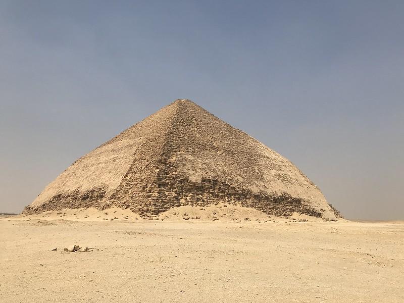 4. Pyramid of Meidum