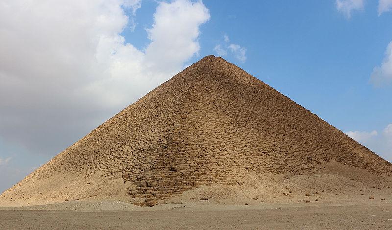 4. Red Pyramid