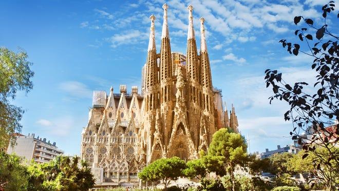 4. Sagrada Familia