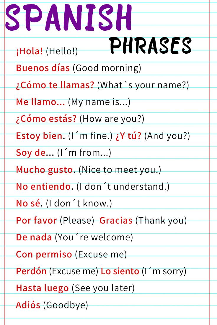 4. Spanish