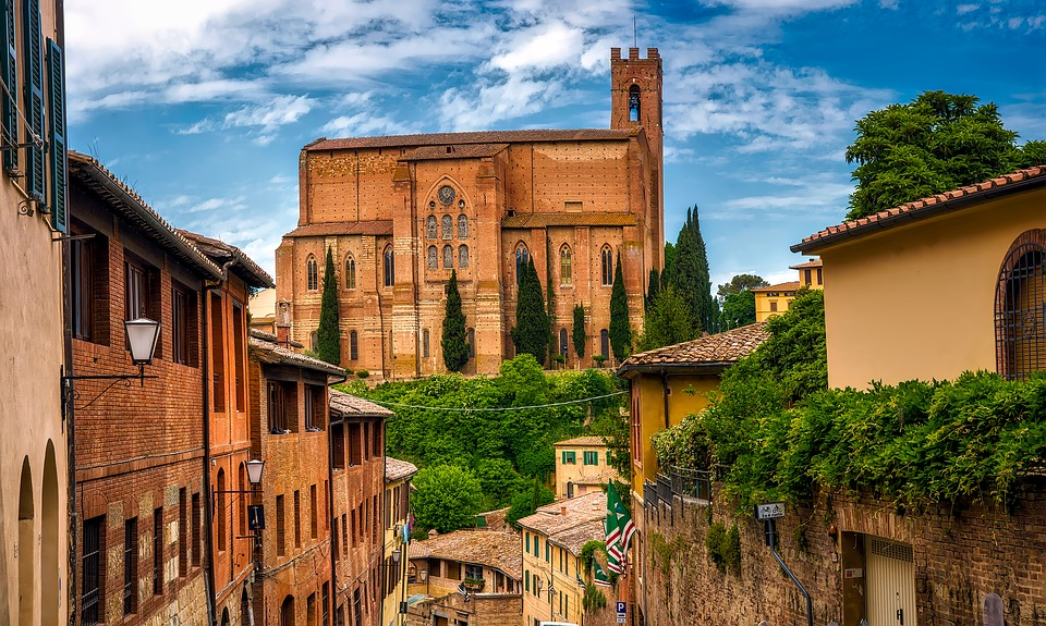 4. Staggia, the Province of Siena, Tuscany