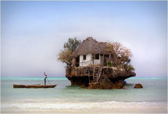4. The Rock - Zanzibar