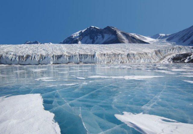 4. Vostok, Antarctica