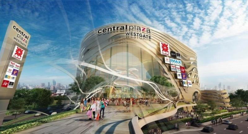 5. CentralPlaza WestGate - Bangkok, Thailand