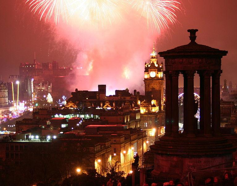 5. Edinburgh, Scotland
