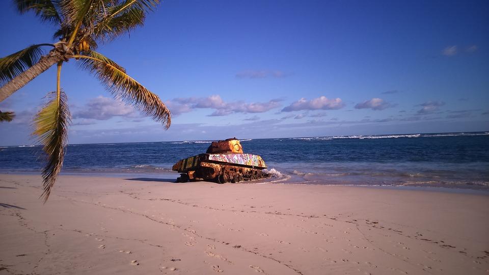 5. Flamenco Beach, Puerto Rico