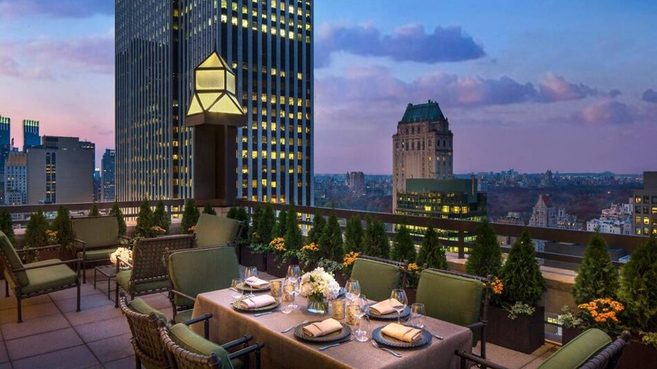 5. Four Seasons Hotel, New York