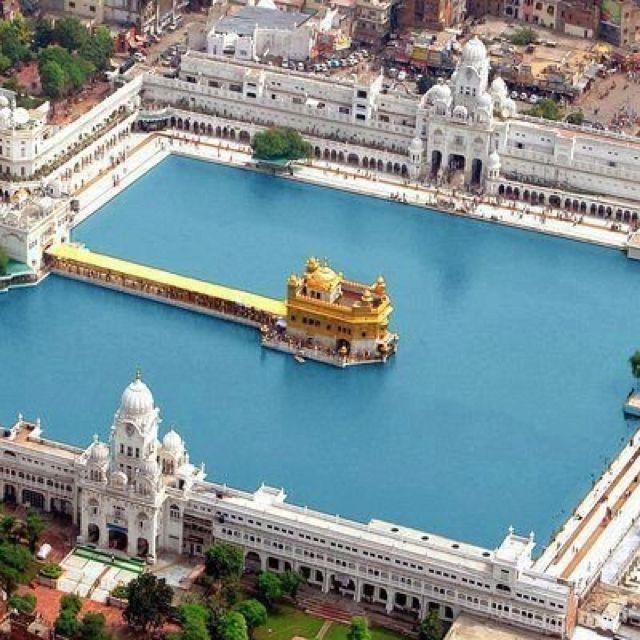 5. Golden Temple - Amritsar, India