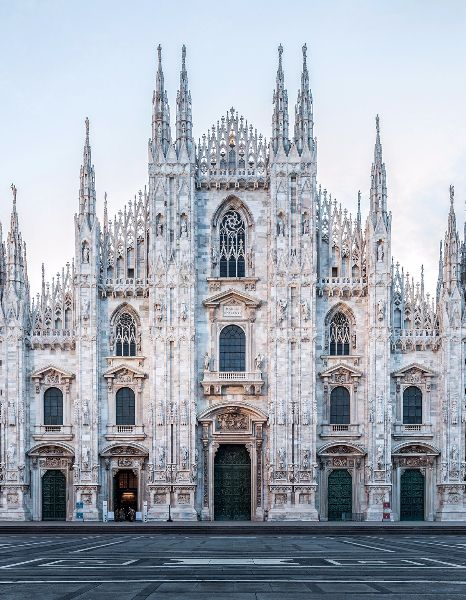 5. Milan Cathedral - Italy
