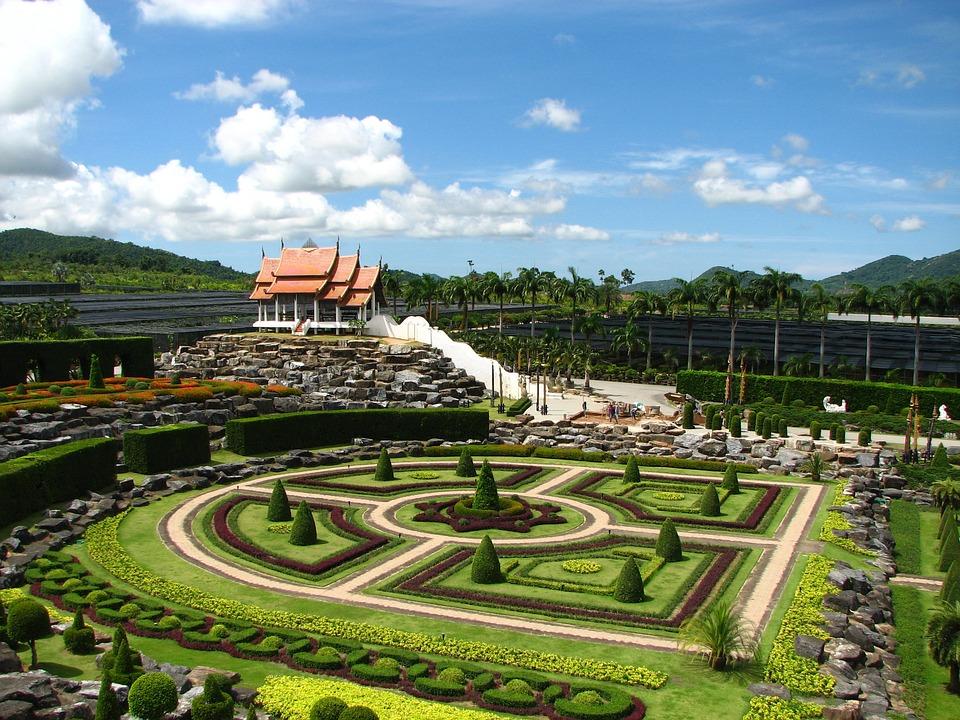 5. Nong Nooch Tropical Botanical Garden - Pattaya, Thailand