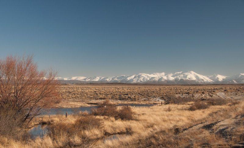 5. Patagonian Desert - 673,000 km2