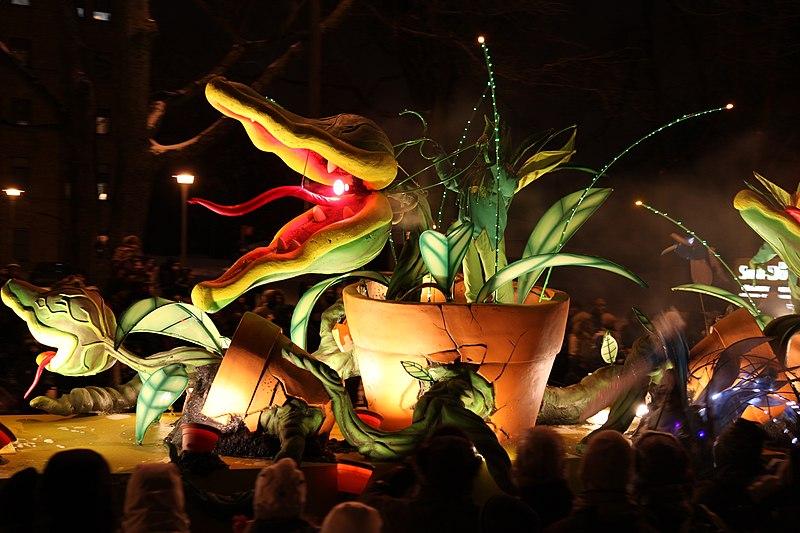 5. Quebec Winter Carnival - Quebec, Canada