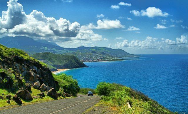5. Saint Kitts and Nevis