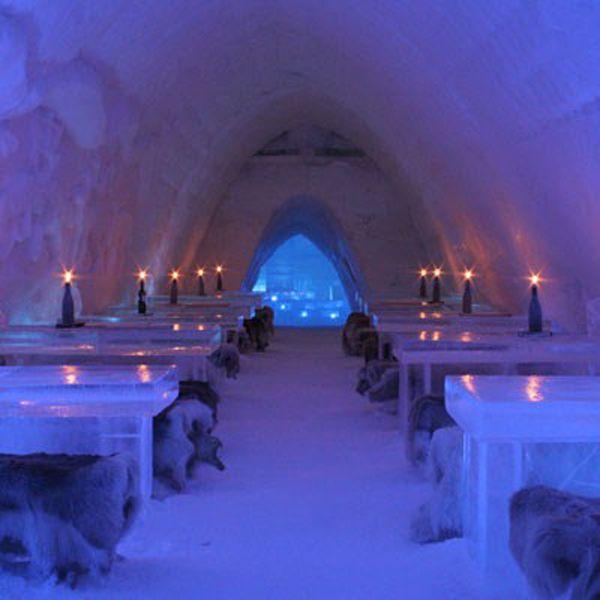 5. Snow Village, Finland