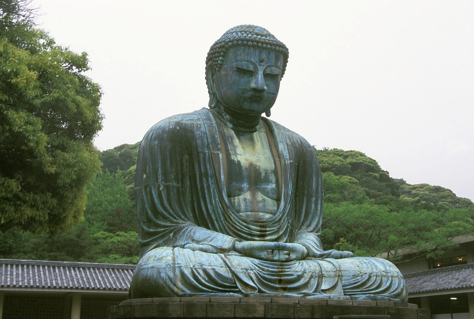 5. The Great Buddha of Kamakura, Japan