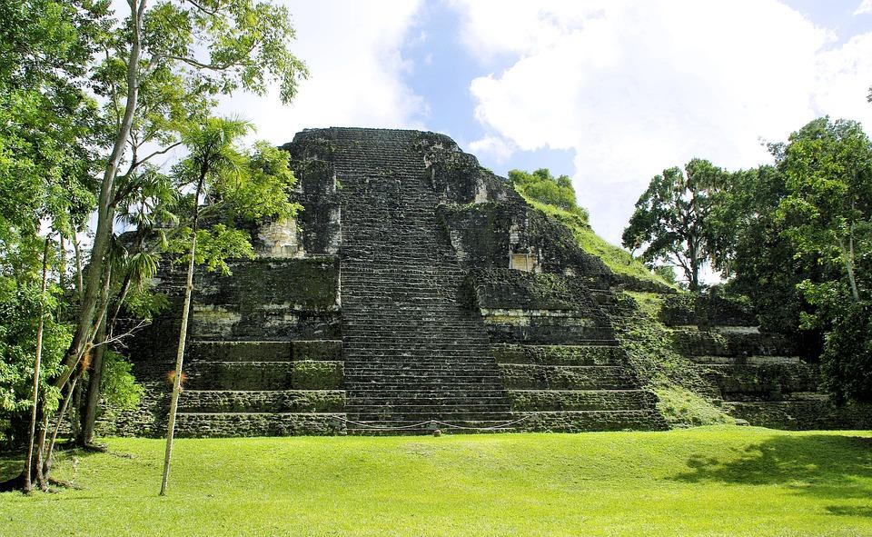 5. Tikal National Park, Guatemala