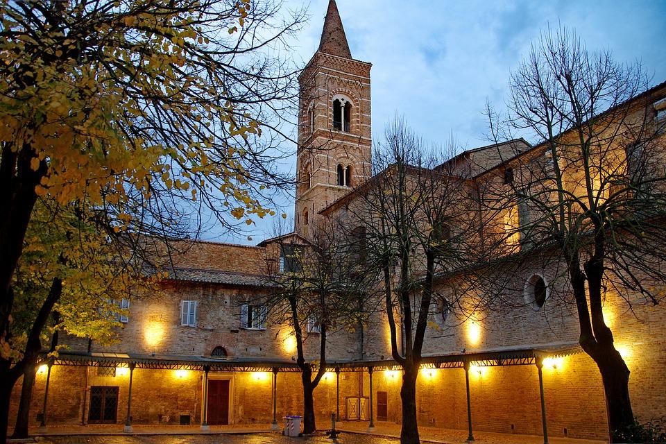 5. Urbino, the Province of Pesaro and Urbino, Marche