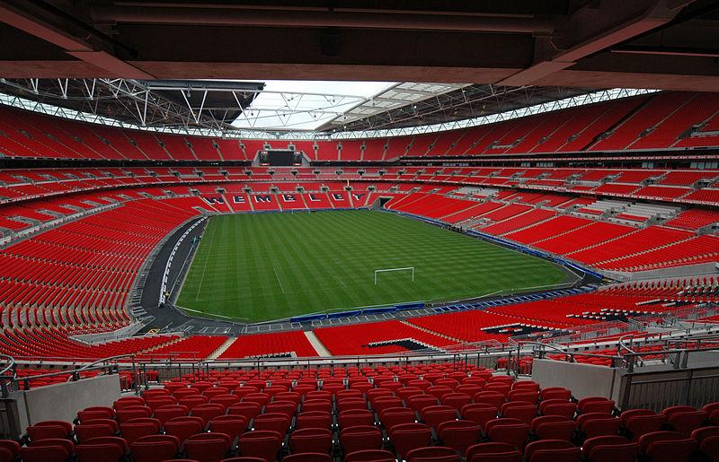 5. Wembley Stadium, London
