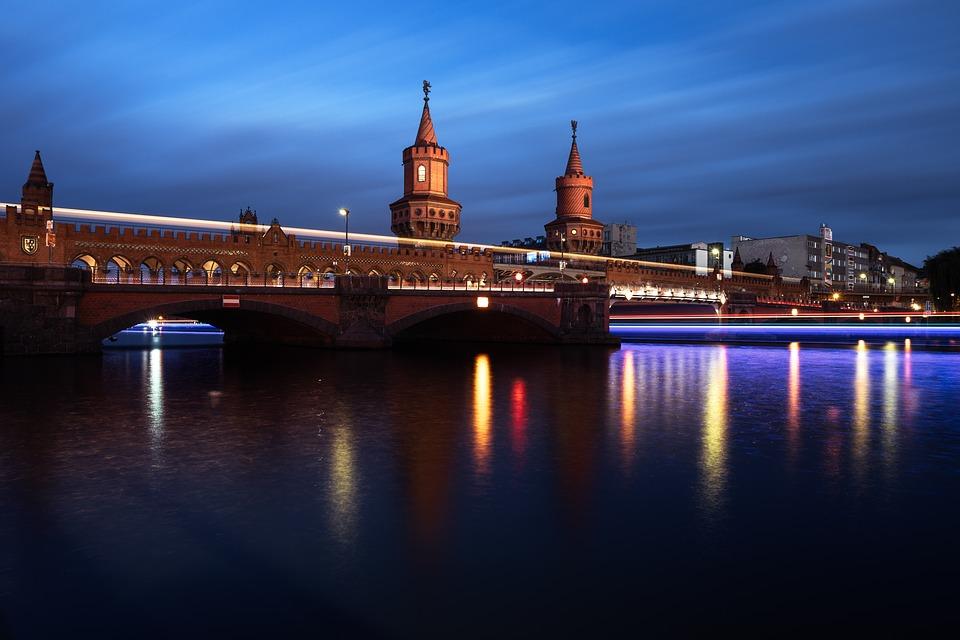 6 Berlin, Germany