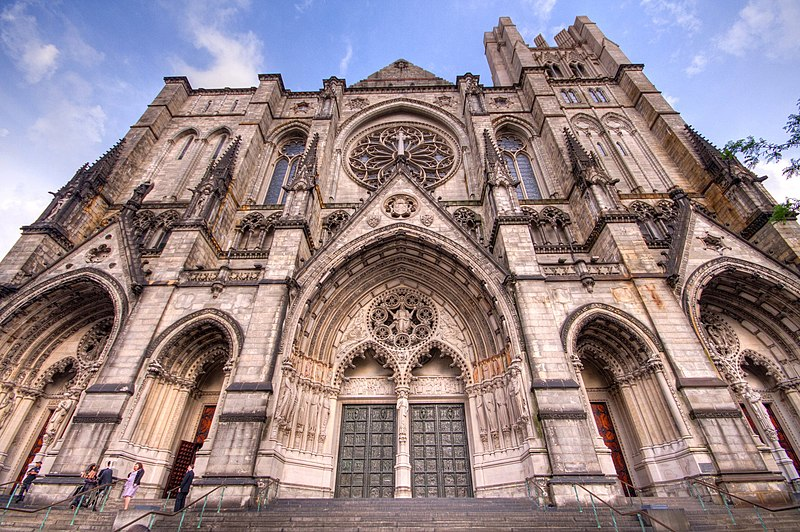 6. Cathedral of St. John the Divine - New York, New York, USA