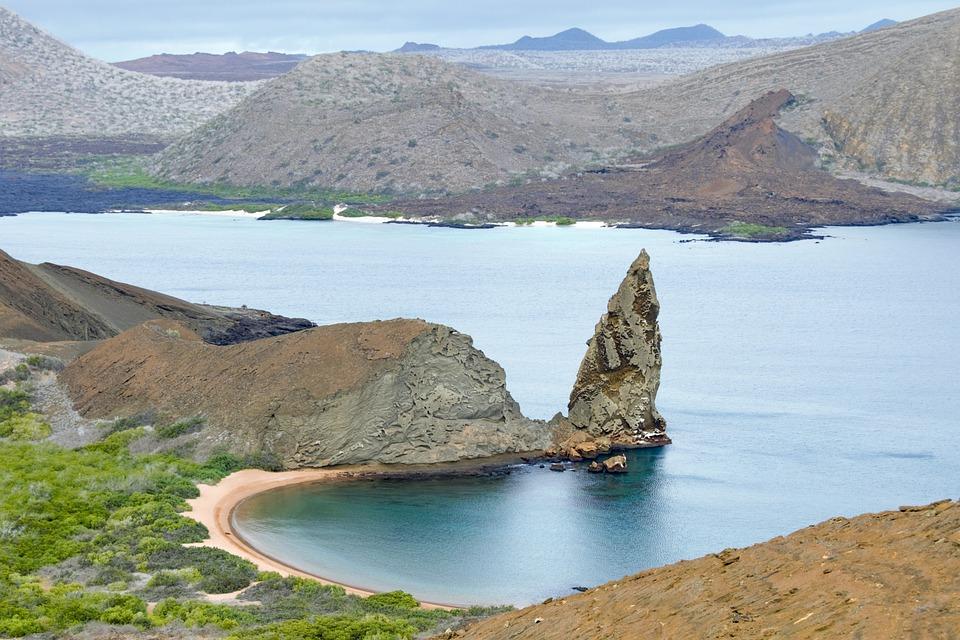 6. Galapagos National Park, Ecuador