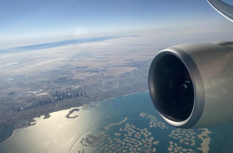 6. Los Angeles - Abu Dhabi