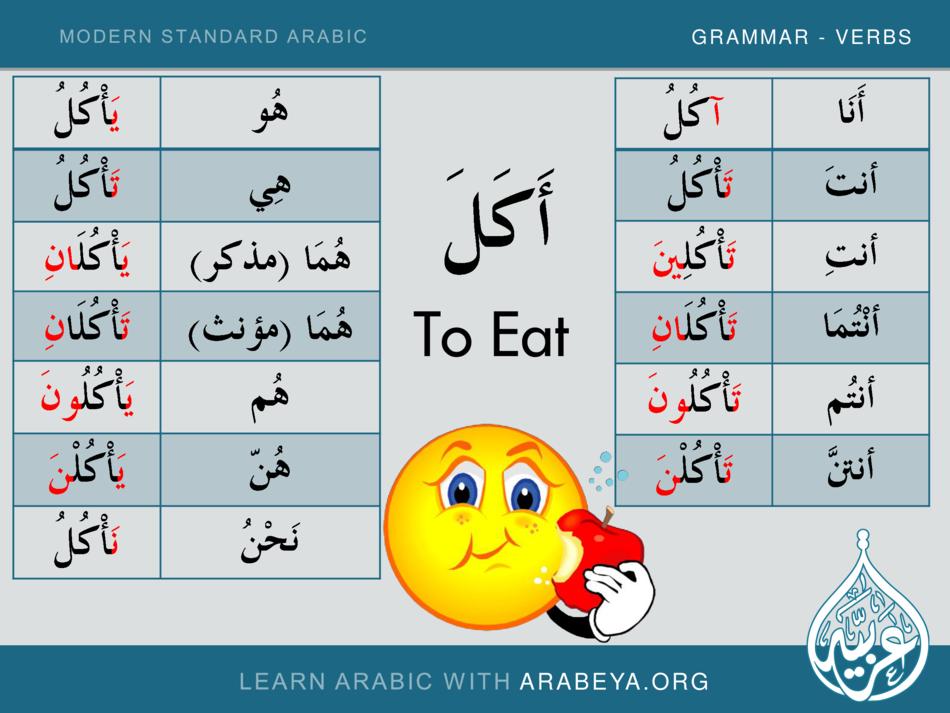 6. Modern Standard Arabic