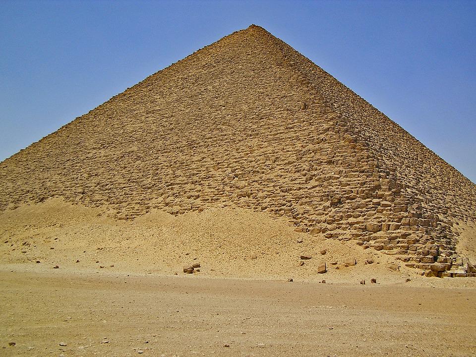 6. Red Pyramid