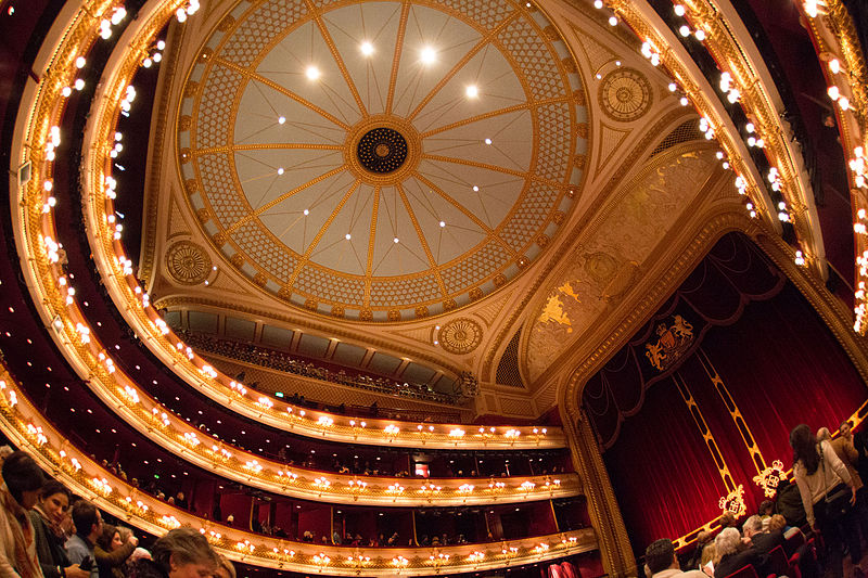 6. Royal Opera House - London, United Kingdom
