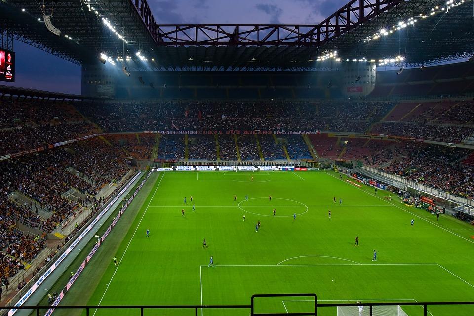 6. San Siro, Milan
