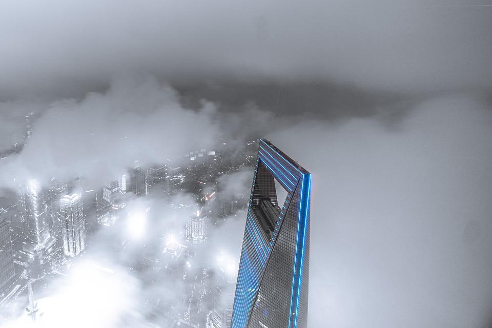 6. Shanghai World Financial Center