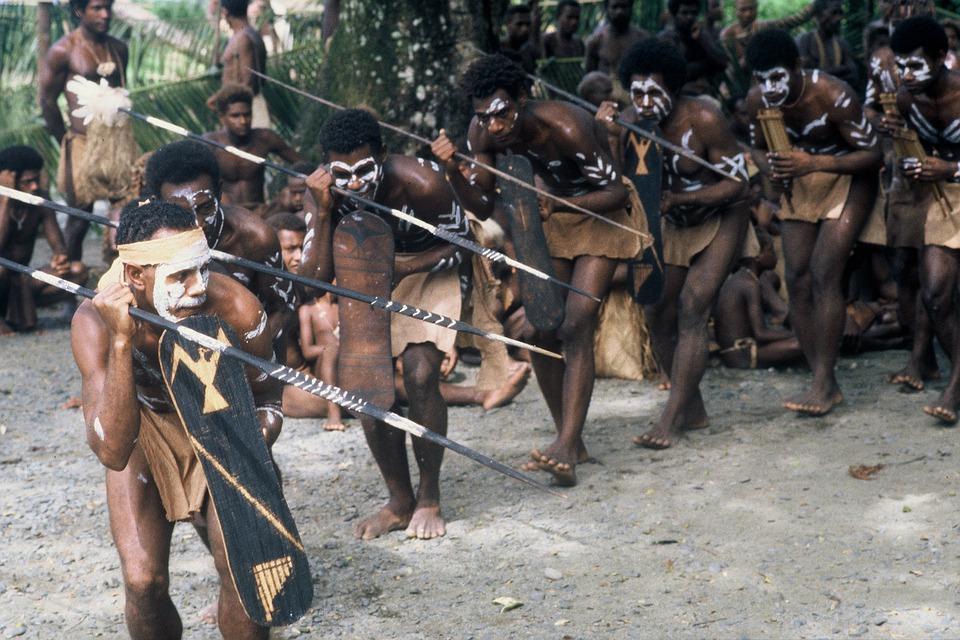 6. Solomon Islands